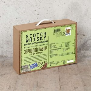 BrewBox «Scotch Whisky» (Шотландский Виски) для дистилляции