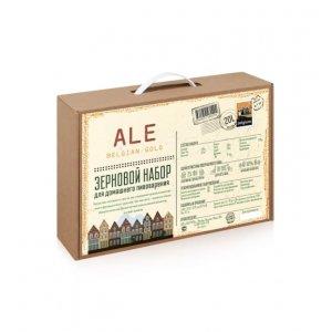 BrewBox «Belgian Gold Ale» (Золотой Бельгийский Эль) на 23 л пива