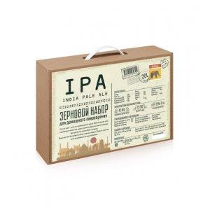 BrewBox «Indian Pale Ale» (Индиан Пэйл Эль) на 23 л пива