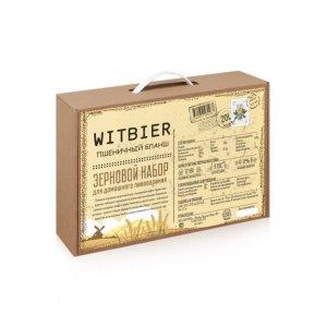 BrewBox «Witbier» (Пшеничный бланш) на 23 л пива