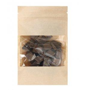 Дубовые кубики (сильный обжиг) 15X15 мм, 50 гр