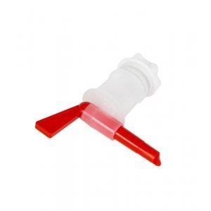 Кран для бродильных емкостей (д=21 мм)