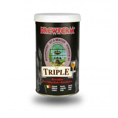 Солодовый экстракт BrewFerm Triple, 1.5 кг