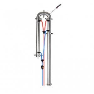 Дистиллятор «Тополь» 2.0 (2 дюйма) + сантехкомплект