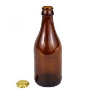 Пивная бутылка «Крафт» 0,3 л