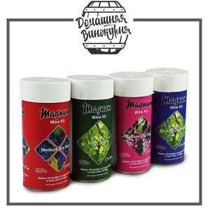 Изготовление домашнего вина используя концентрат сока Magnum