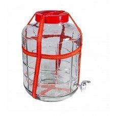 Банка 18 литров «Оптимум» с краником