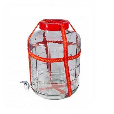 Банка 5 литров «Оптимум» с краником