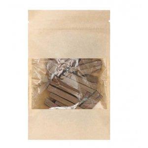 Дубовая щепа прямоугольной формы (средний обжиг), 50 гр