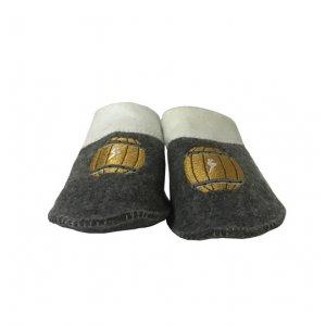 Тапочки банные «Домашняя Винокурня» с бочкой