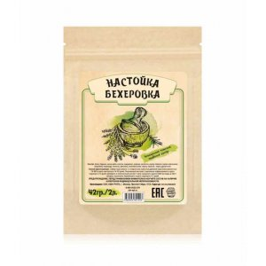 Настойка «Бехеровка», 50 гр