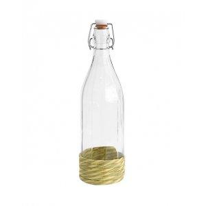 Бутылка «Грань» 1 л в оплетке