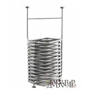 Чиллер погружной 12 метров (диаметр 170 мм)