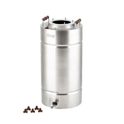 Перегонный куб 29 литра (нерж)