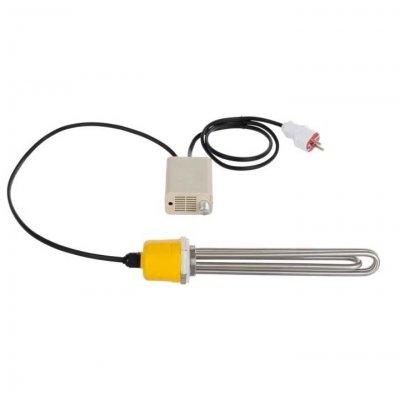 ТЭН 2 кВт + регулятор с вентилятором до 4 кВт