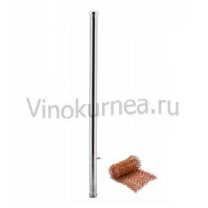 Царга 100 см РНП-медь, Ø 40мм (резьба/кламп)