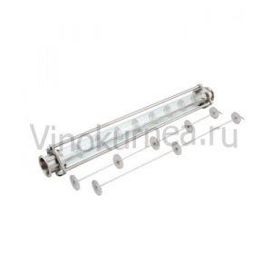 Стеклянная ситчатая колонна «Источник» 1,5 дюйма (40 мм)