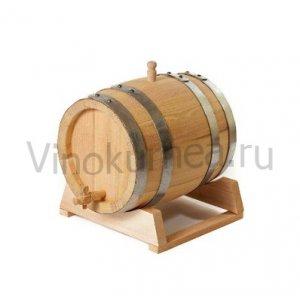 Бочка дубовая 5 литров (Сербия)