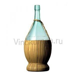 Бутыль «Фиаско» 2 л в оплетке