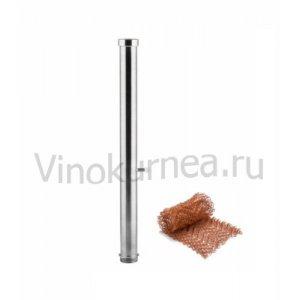 Царга 50 см РНП-медь, Ø 40мм (резьба/кламп)