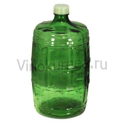 Бутыль «Казак» 10 л (зеленая)