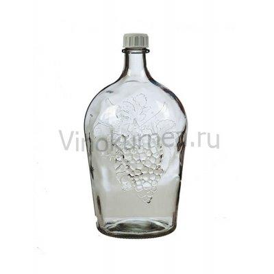 Бутыль «Виноград» 4,5 л