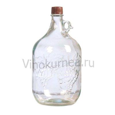 Бутыль «Виноград» 5 л