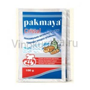 Дрожжи «Pakmaya Cristal»