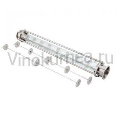 Стеклянная ситчатая колонна «Источник» 2 дюйма (50 мм)