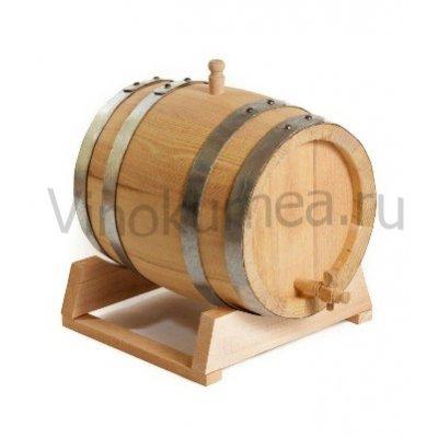 Бочка дубовая 15 литров (Сербия)