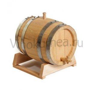 Бочка дубовая 25 литров (Сербия)
