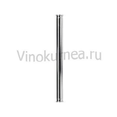 Царга 75 см пустая, Ø 40мм (TriClamp 1,5 дюйма)