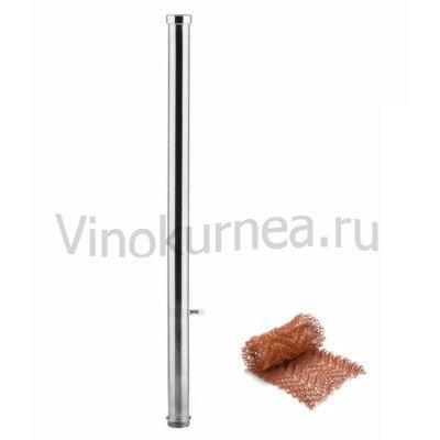 Царга 75 см РНП-медь, Ø 40мм (резьба/кламп)