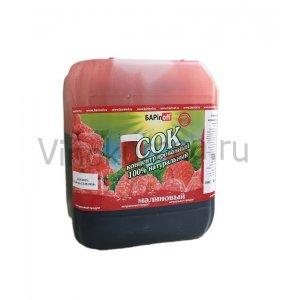 Концентрированный сок «Малина» 5 кг