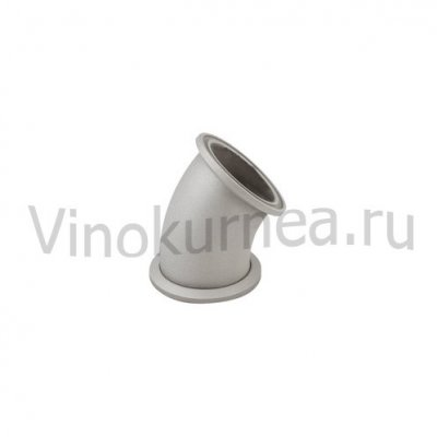 Отвод 45 градусов (triClamp 1,5 Дюйма)