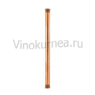 Царга медная 75 см пустая, Ø 40мм (TriClamp 1,5 дюйма)