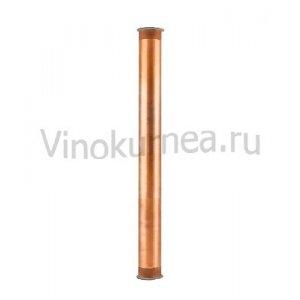 Царга медная 75 см пустая, Ø 50мм (TriClamp 2 дюйма)