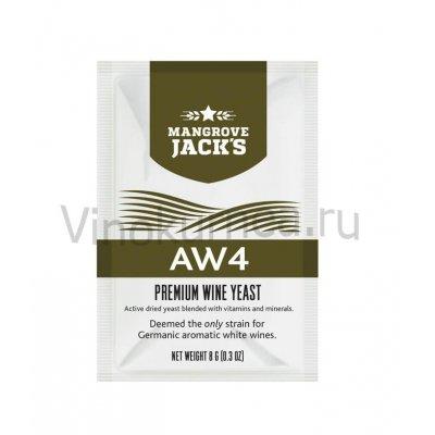 Дрожжи Mangrove Jack's AW4, 8 гр