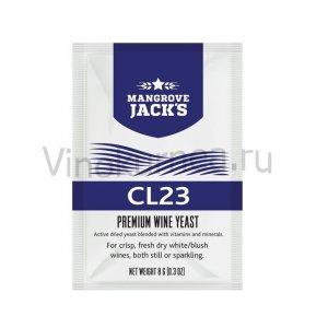 Дрожжи Mangrove Jack's CL23, 8 гр