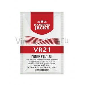 Дрожжи Mangrove Jack's VR21, 8 гр