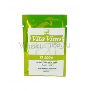 Дрожжи винные Vita Vino CL-1006, 8 гр