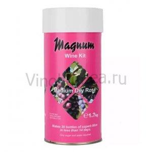 Винный набор «Magnum» Medium Dry Rose