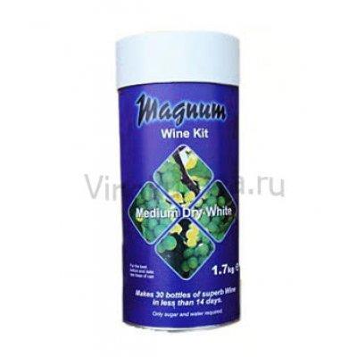 Винный набор «Magnum» Medium Dry White