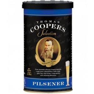 Солодовый экстракт Coopers Selection Pilsner 1,7 кг
