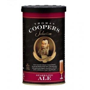 Солодовый экстракт Coopers Selection Sparkling Ale 1,7 кг