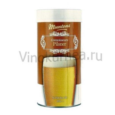 Солодовый экстракт Muntons Export Pilsner 1,8 кг