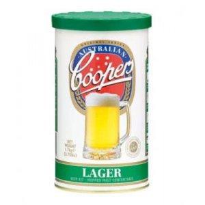 Солодовый экстракт Coopers Lager 1,7 кг