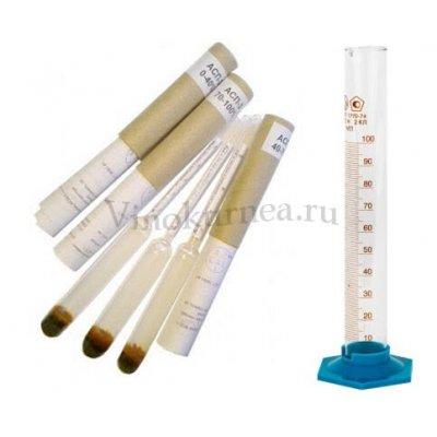 Набор АСП-3 + цилиндр 100 мл