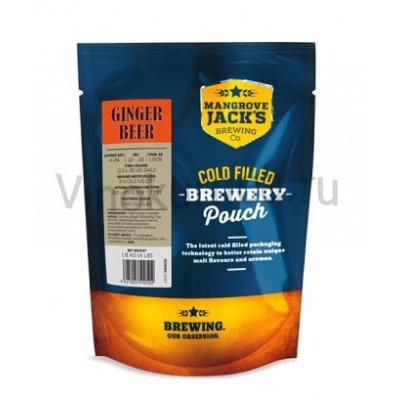 Солодовый экстракт Mangrove Jack's Ginger Beer 1,8 кг