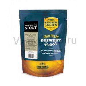Солодовый экстракт Mangrove Jack's Stout 1,8 кг